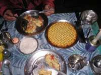 Essen im BC
