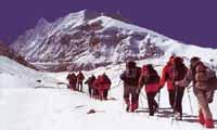 Die Trekkingtour