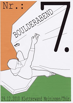 7. Meininger Boulderabend