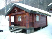 Hütte als perfektes Basecamp