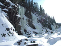 Rjukan: Krokan-Area und ...