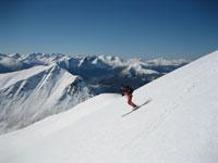 Skihochtour und Traumabfahrten  bei Andalsnes