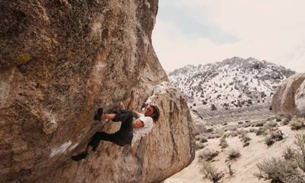 "Der ""High Plains Drifter"" (7b)"