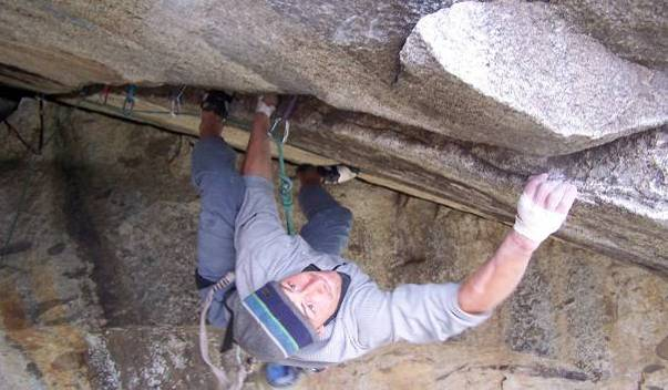 "Hannes in der ""Separate Reality"" (5.11d)"